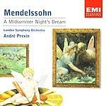 André Previn Mendelssohn: A Midsummer Night's Dream
