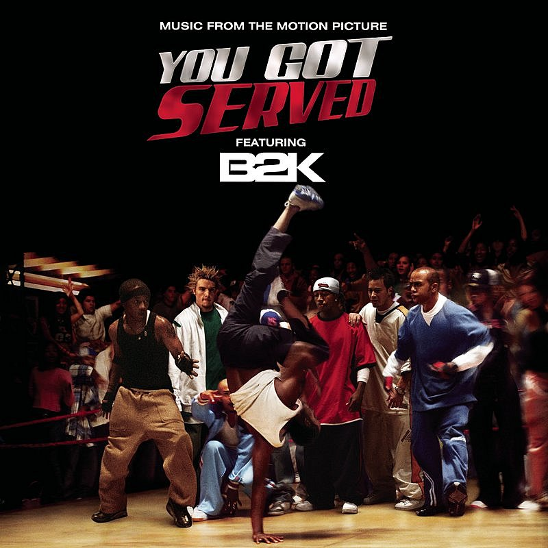 Cover Art: B2K Presents 'You Got Served' Soundtrack
