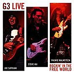 Joe Satriani G3 Live:  Rockin' In The Free World