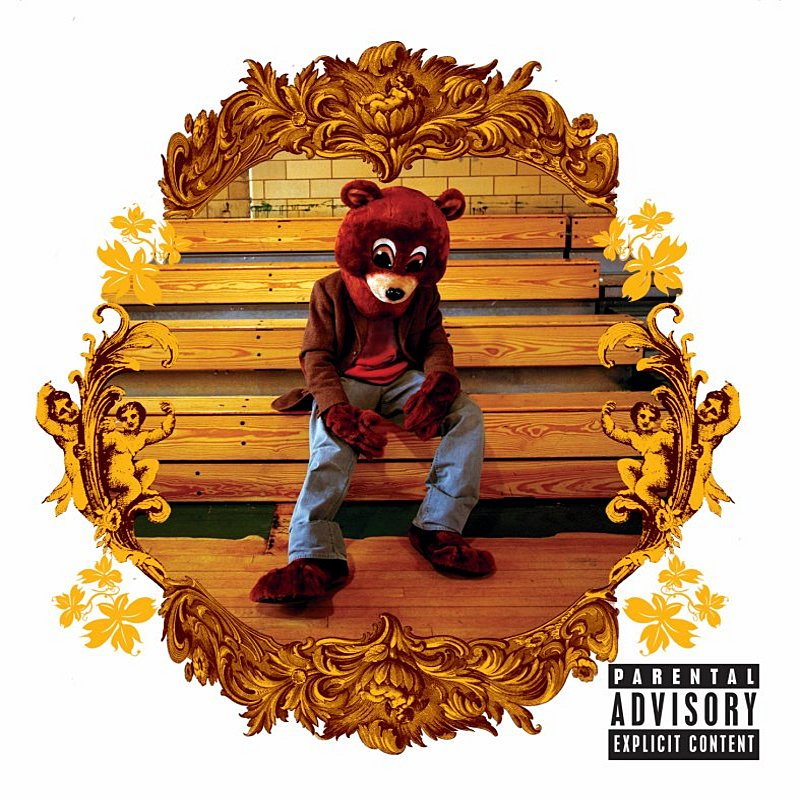 Cover Art: The College Dropout (Parental Advisory)