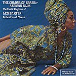 Les Baxter The Colors Of Brazil/African Blue