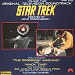 Sol Kaplan & Gerald Fried Star Trek: Original Television Soundtrack Vol.2 (From The Episodes 'The Doomsday Machine' & 'Amok Time')