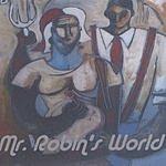 Mark Doyle Mr. Robin's World