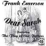 Frank Emerson Dear Sarah