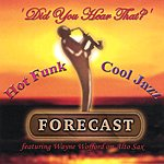 Forecast Did You Hear That?: Hot Funk/Cool Jazz