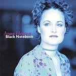 Anne Heaton Black Notebook