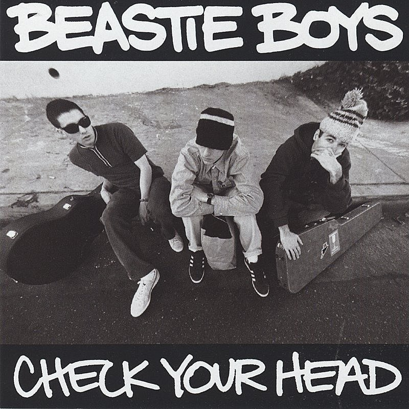 Cover Art: Check Your Head (Parental Advisory)