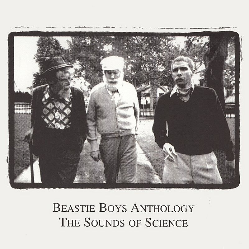 Cover Art: The Sounds Of Science: Beastie Boys Anthology