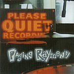 Paging Raymond Please. Quiet. Recording.