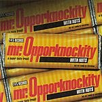 Mr. Opporknockity With Nuts