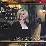 Phyllis Taylor Sparks Harp For Christmas