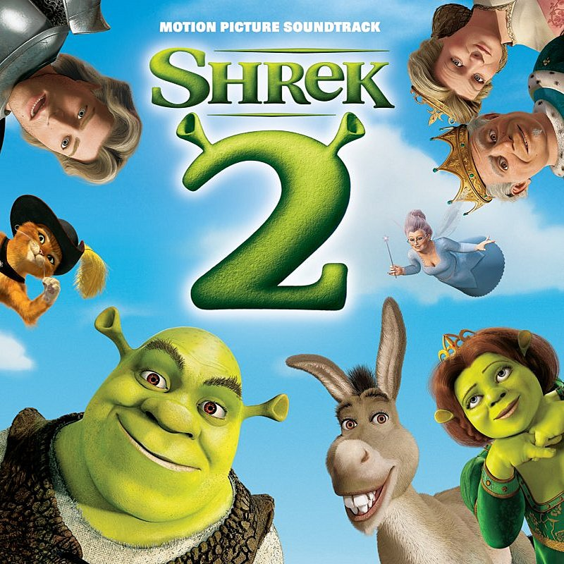 Cover Art: Shrek 2: Motion Picture Soundtrack