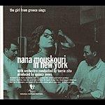 Nana Mouskouri Nana Mouskouri In New York - The Girl From Greece Sings