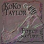 Koko Taylor Force Of Nature