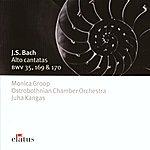 Monica Groop Bach: Alto Cantatas 170, 35, 169