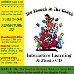 The Slouch In The Couch Childrens Corner Band Interactive Learning & Music CD: Adventure #2