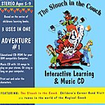 The Slouch In The Couch Childrens Corner Band Interactive Learning & Music CD: Adventure #1