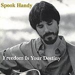 Spook Handy Freedom Is Your Destiny