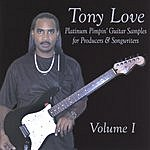 Tony Love Platinum Pimpin' Guitar Samples (For Producers & Songwriters), Vol.1