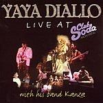 Yaya Diallo Live At Club Soda