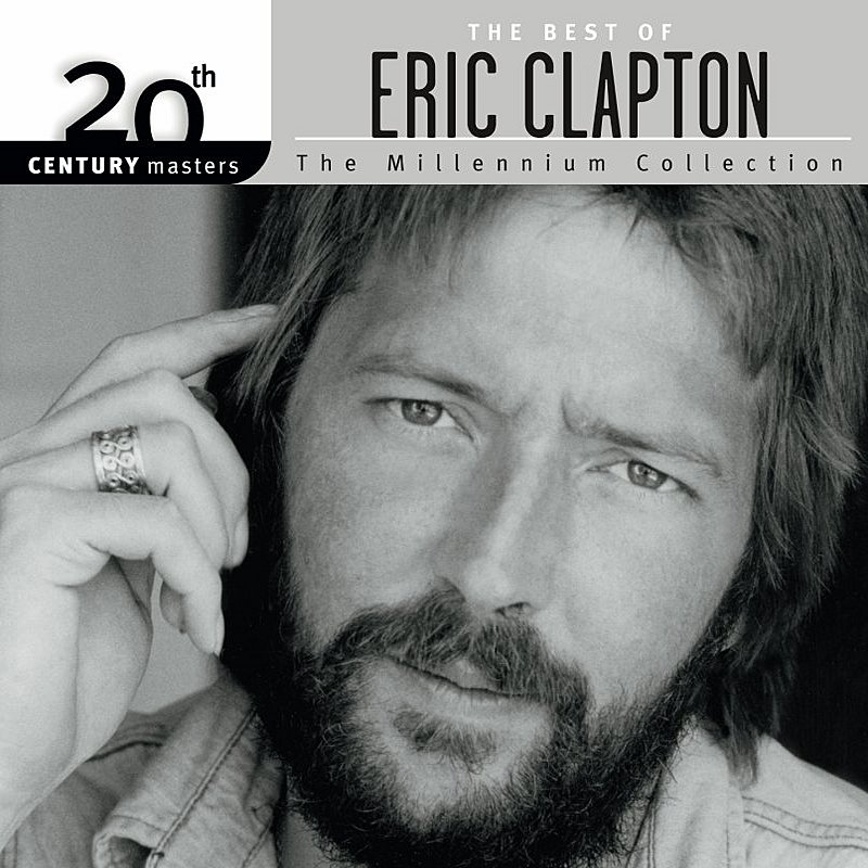 Cover Art: 20th Century Masters - The Millennium Collection: The Best Of Eric Clapton
