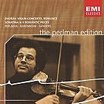 Itzhak Perlman The Perlman Edition: Dvorak Violin Concerto, Romance, Sonatina & 4 Romantic Pieces