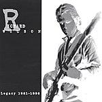 Richard Wilson Legacy 1981-1998