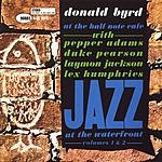 Donald Byrd At The Half Note Cafe Volumes 1 & 2 (Rudy Van Gelder Edition)