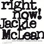 Jackie McLean Right Now!