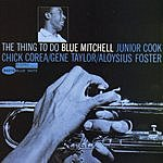 Blue Mitchell The Thing To Do (Rudy Van Gelder Edition)