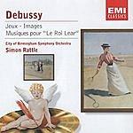 Claude Debussy 'Encore' Collection: Jeux/Images/Musiques Pour 'Le Roi Lear'