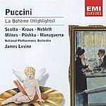 Giacomo Puccini 'Encore' Collection: La Boheme (Highlights)