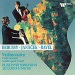Leos Janácek 'Encore' Collection: Violin Sonatas