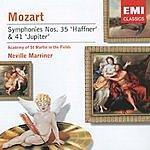 Wolfgang Amadeus Mozart 'Encore' Collection: Symphonies Nos.35 'Haffner' & 41 'Jupiter'