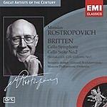 Mstislav Rostropovich Great Artists Of The Century: Mstislav Rostopovich