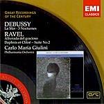 Claude Debussy Great Recordings Of The Century: La Mer/3 Nocturnes/Alborada Del Gracioso/Daphnis Et Chloe- Suite No.2