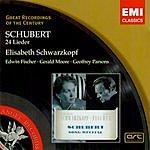 Elisabeth Schwarzkopf Great Recordings Of The Century: Schubert: 24 Lieder