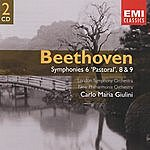 Carlo Maria Giulini Symphonies 6 'Pastoral', 8 & 9