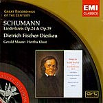 Dietrich Fischer-Dieskau Great Recordings Of The Century: Schumann: Liederkreis, Op.24 & Op.39