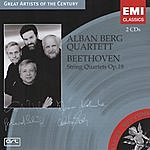 Alban Berg Quartet Great Artists Of The Century: Beethoven- String Quartets Op.18