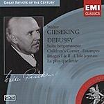 Walter Gieseking Great Artists Of The Century: Walter Gieseking- Debussy