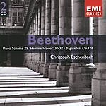 Christoph Eschenbach Piano Sonatas 29 'Hammerklavier', 30-32/Bagatelles, Op. 126