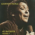 Carmen McRae At Ratso's, Vol.2