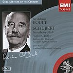 Sir Adrian Boult Great Artists Of The Century: Sir Adrian Boult- Schubert: Symphony No.9