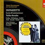 Gaetano Donizetti Great Recordings Of The Century: Lucia Di Lammermoor