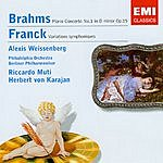 Johannes Brahms 'Encore' Collection: Piano Concerto No.1 in D Minor Op.15/Variations Symphoniques