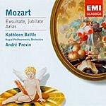 Wolfgang Amadeus Mozart 'Encore' Collection: Exsultate, Jubilate/Arias