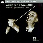 Wilhelm Furtwängler Great Conductors Of The 20th Century, Vol.40: Wilhelm Furtwangler: Beethoven: Symphonies Nos.3, 5 & 9