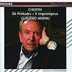 Claudio Arrau Chopin: 26 Preludes/4 Impromptus