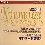 Peter Schreier Mozart: Coronation Mass/Vesperae Solennes De Confessore/Ave Verum Corpus